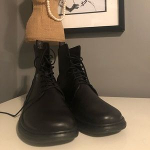 """Danica"" Dr Martens almost new worn twice. Size 9"